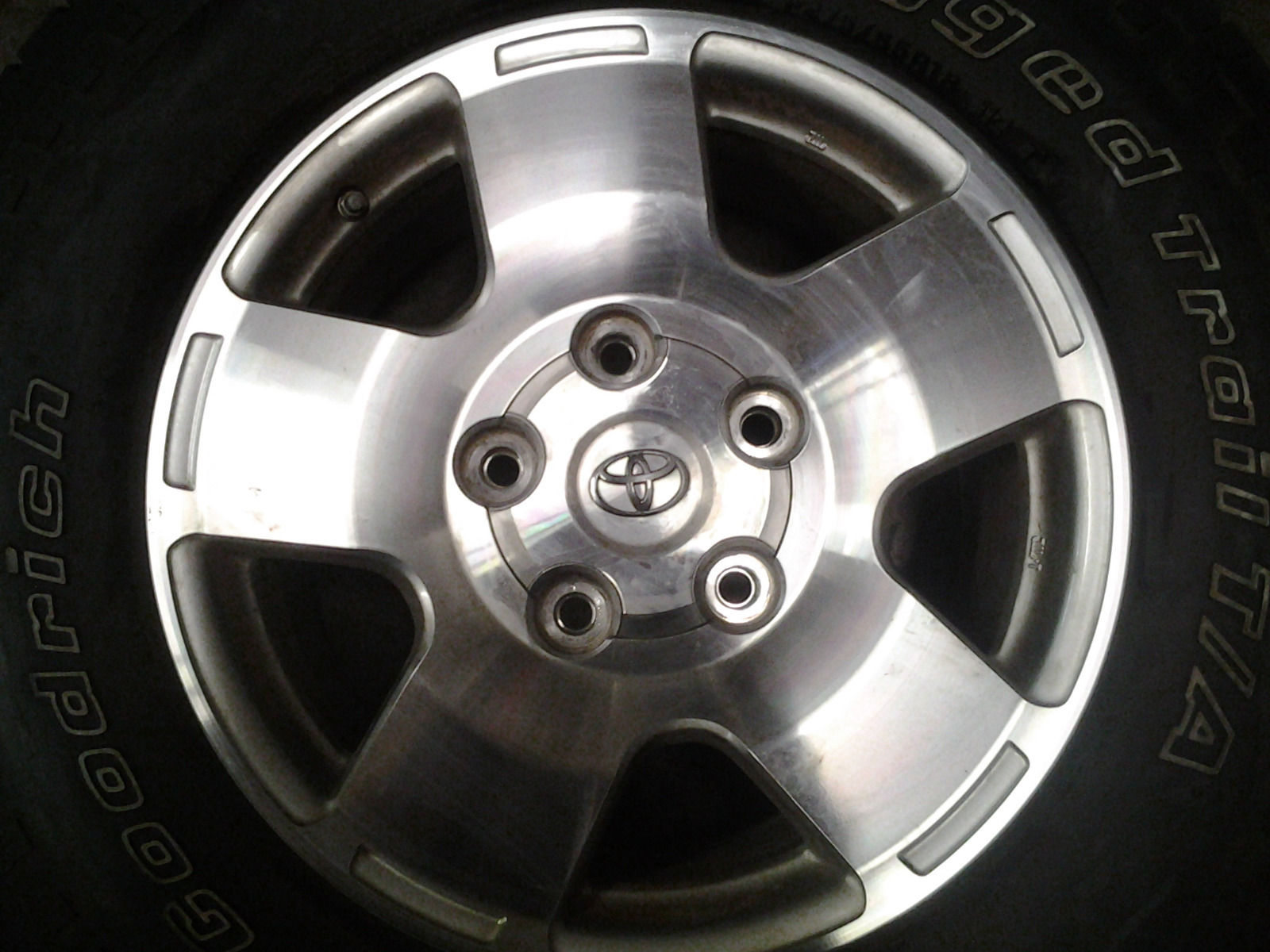 2016 Tundra Bolt Pattern Interesting Ideas